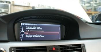 Bmw 3 Serisi Cabrio E93 CIC Navigasyon Donanımı
